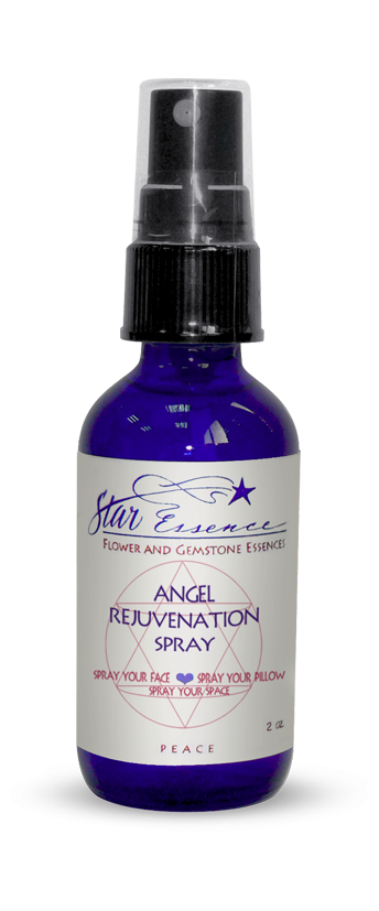 Angel Rejuvenation Spray - Spray ángel rejuvenecedor