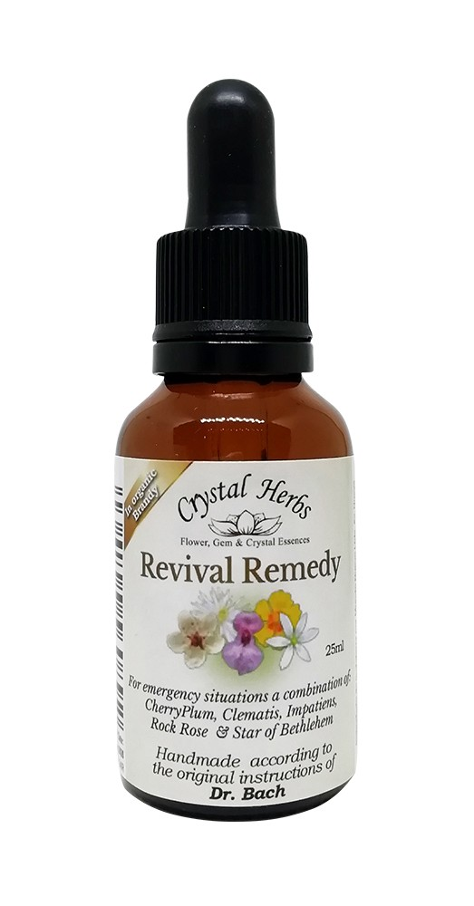 .Revival Remedy 25 ml. (Rescue - Rescate).