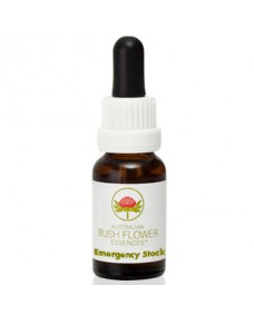Emergency stock bottle 15 ml.