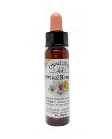 .Revival Remedy 10 ml. (Rescue - Rescate)